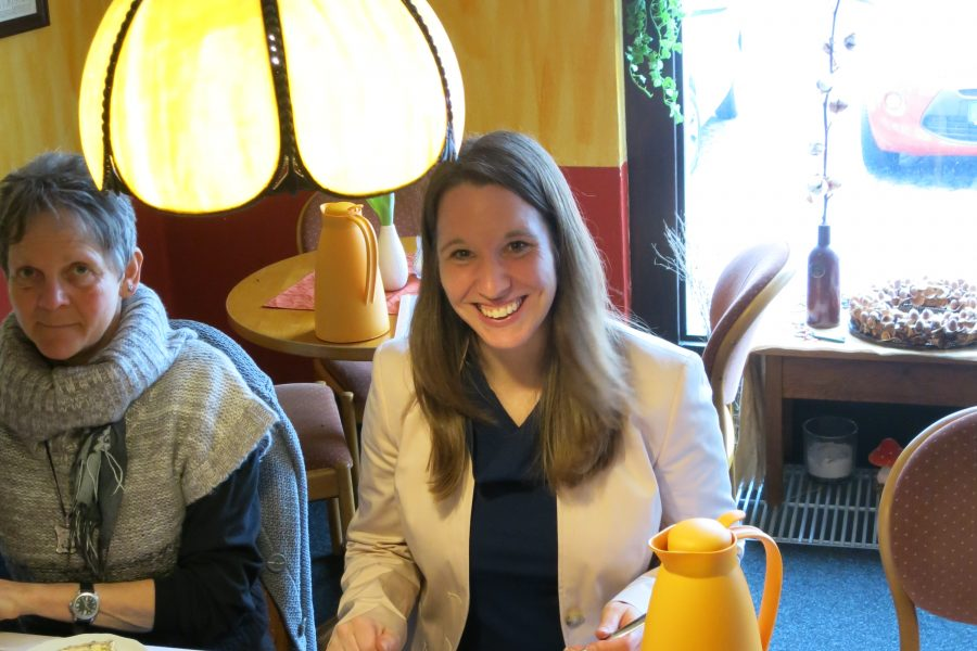 Frauenfrühstück in Frankenberg mit Dr. Daniela Sommer
