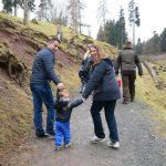 Wildpark in Frankenberg mit Dr. Daniela Sommer