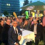 Hessenfest 2015 in Berlin mit Dr. Daniela Sommer