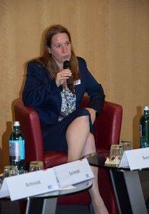 Fachtag Pflege 2015 in Frankfurt mit Dr. Daniela Sommer