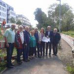 Sommertour 2015 der Frankenberger SPD-Fraktion