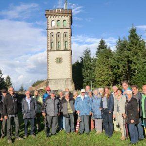 Sommertour 2015 Burg Eisenberg Goldhausen