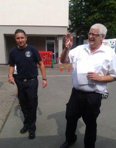 25 Jahre Jugendfeuerwehr Altenlotheim mit Dr. Daniela Sommer