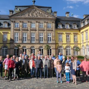 Sommertour 2015 Residenzschloss Bad Arolsen