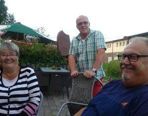 Sommerfest 2015 SPD Gemünden mit Dr. Daniela Sommer