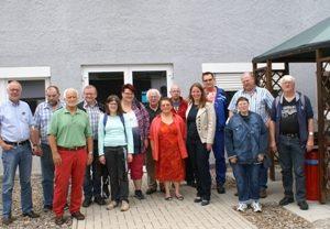 Besuch der Zweigwerkstatt von Lebenshilfe