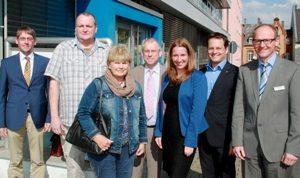 Besuch von Jobcenter Limburg-Weilburg