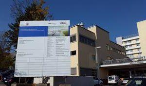 Eröffnung Neubau Vitos Klinik für forensische Psychiatrie Hadamar mit Dr. Daniela Sommer