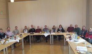 Zukunftsworkshop der SPD Frankenau mit Dr. Daniela Sommer