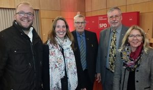 Ehrenamtspreis SPD-Bezirk Hessen-Nord 2015