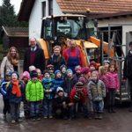 Bundesweiter Vorlesetag 2015 in der Kindertagesstätte Vöhl