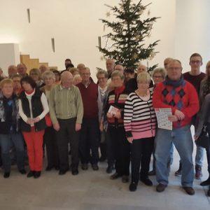 Fahrt nach Wiesbaden Dezember 2015