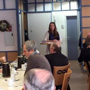Neujahrsempfang AG SPD 60plus 2016 mit Dr. Daniela Sommer
