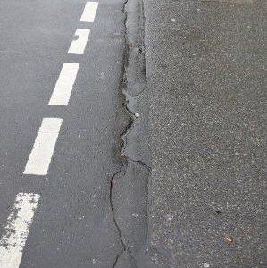 Sanierungsbedürftige Straßen im Landkreis Waldeck-Frankenberg