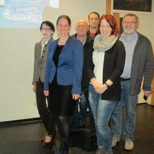Veranstaltung der SPD Burgwald mit Dr. Daniela Sommer