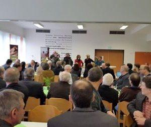70 Jahre Kreisbauernverband Frankenberg mit Dr. Daniela Sommer