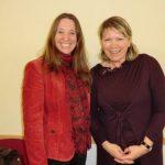 Besuch von Vorsitzenden des Hebammenlandesverbandes Hessen
