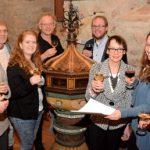 Veranstaltung Musik, Wein, Politik im Heimatmuseum Frankenberg
