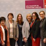 Internationaler Frauentag 2016 im Hessischen Landtag