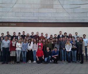 Besuch von Burgwaldschule Frankenberg