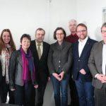 SPD Nordhessenrunde bei Universität Kassel