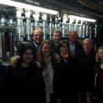 Besuch von Blockheizkraftwerk in Frankenberg