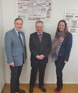 Besuch vom Hessischen Apothekerverband