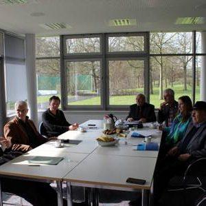 Besuch von DGUV Hochschule in Bad Hersfeld