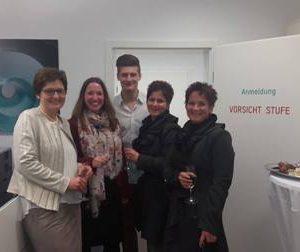 Eröffnung Praxisräume Schinke mit Dr. Daniela Sommer