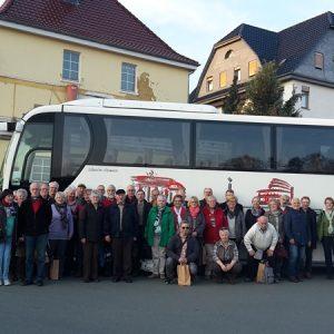 Fahrt nach Wiesbaden April 2016