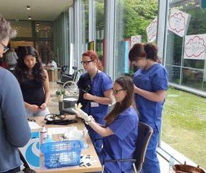 Pflegemesse Bad Wildungen mit Dr. Daniela Sommer