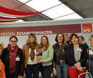 Hessentag 2016 in Herborn mit Arbeitskreis Frauen
