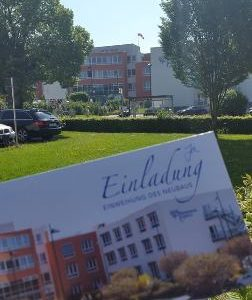 Eröffnung Neubau Stadtkrankenhaus Korbach mit Dr. Daniela Sommer