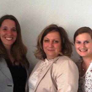 Dr. Daniela Sommer und Team