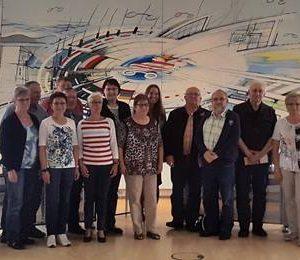 Besuch von VdK Kreisverband Groß-Gerau in Bischofsheim