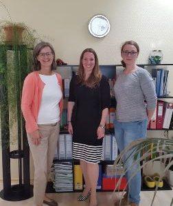 Besuch von ZFK - Landesverband Hessen in Frankfurt