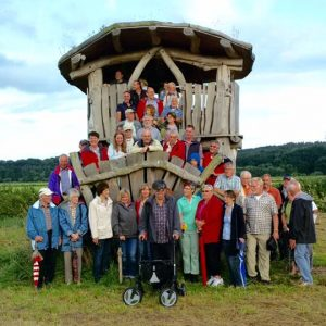 Sommertour 2016 Mühle Rennertehausen