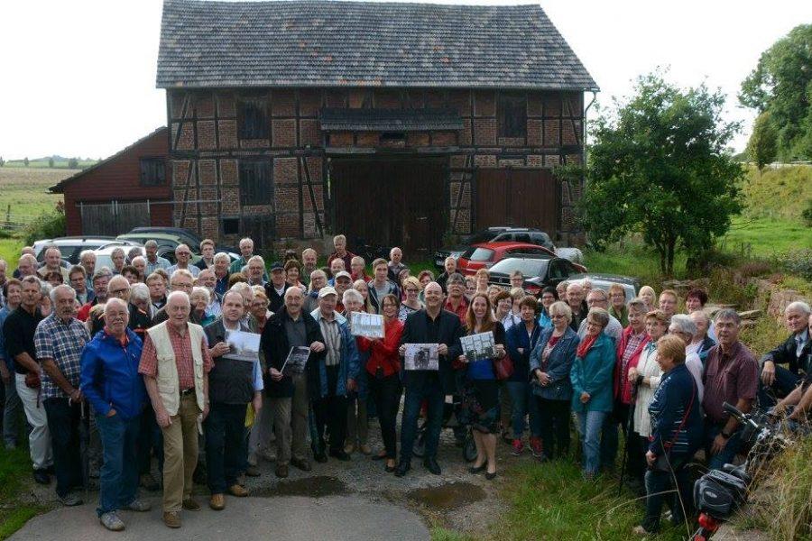 Sommertour 2016 Mühle Bottendorf