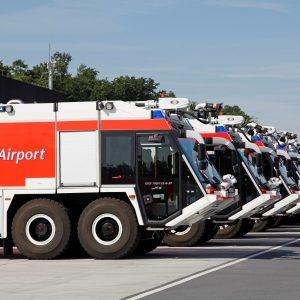 Werksfeuerwehr Frankfurter Flughafen