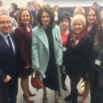Bundesversammlung zur Wahl des Bundespräsidenten 2017 mit Iris Berben