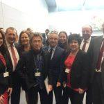 Bundesversammlung zur Wahl des Bundespräsidenten 2017 mit Peter Maffay