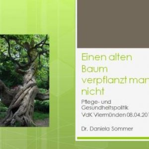 Jahreshauptversammlung VdK Viermünden 2017 mit Dr. Daniela Sommer