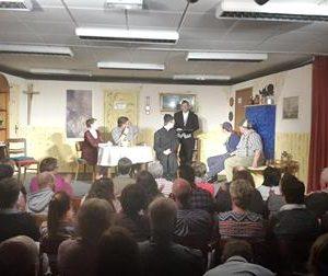 Theater Schreufa 2017 mit Dr. Daniela Sommer