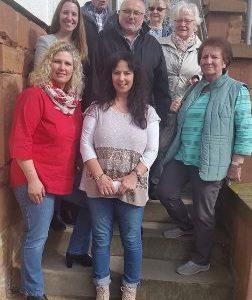 Besuch von Gut Eichhof in Rosenthal