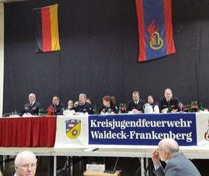 Delegiertenversammlung Kreisjugendfeuerwehr 2017 mit Dr. Daniela Sommer