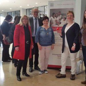 Informationstag für Frauen 2017 in Bad Wildungen mit Dr. Daniela Sommer