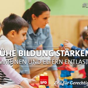 Leitantrag SPD_Frühe Bildung stärken