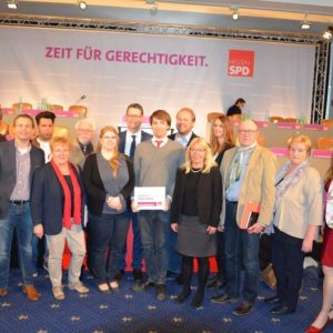 Landesparteitag 2017