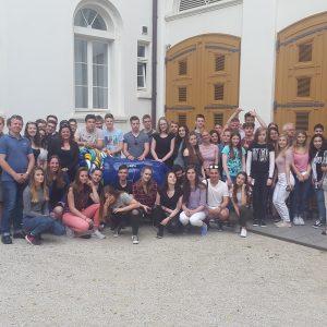 Besuch von Edertalschule Frankenberg