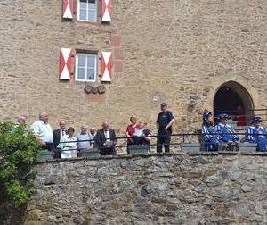 Fest Jugendburg Hessenstein mit Dr. Daniela Sommer